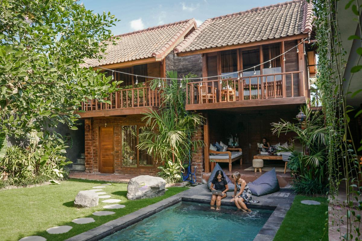 Dojo Bali coliving Bali