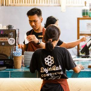 The Dojo Bali team